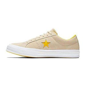 Converse Men's One Star Ox Vanilla Size 8 D US